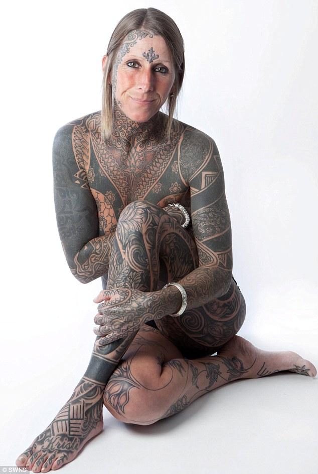 tattoowoman